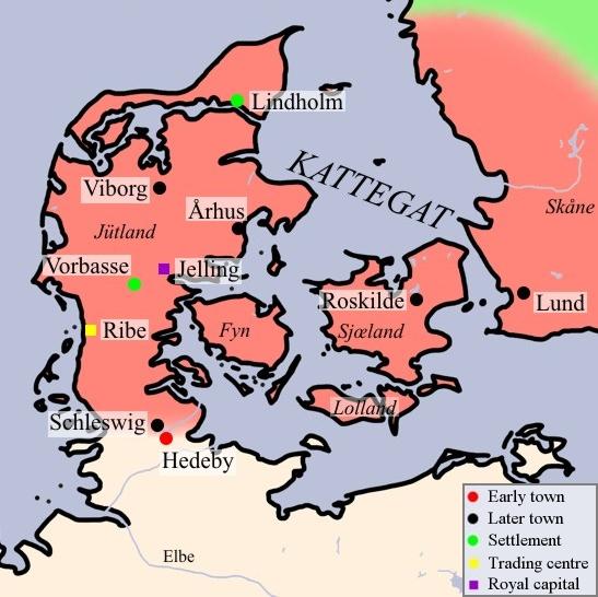 Viking towns