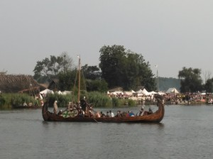 vikin boat